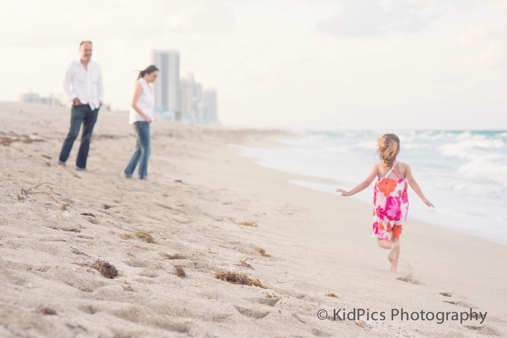 Spring Photoshoot On The Beach